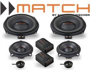 Match Auto Lautsprecher für BMW 200mm 100W MS83C-BMW