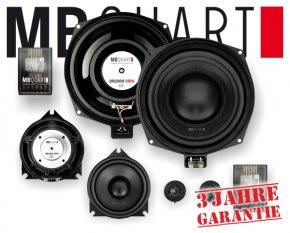 MB Quart Lautsprecher für BMW QM-200.3 BMW 120W