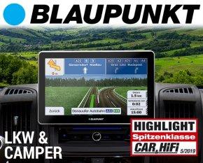 Blaupunkt LKW CAMPER Navigationssystem Autoradio Hamburg 990 DAB+ USB Bluetooth