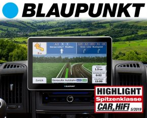 Blaupunkt PKW Navigationssystem Autoradio Hamburg 990 DAB+ USB Bluetooth