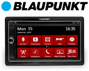 Blaupunkt Navigationssystem Autoradio Leipzig 690 DAB+ DVD USB Bluetooth