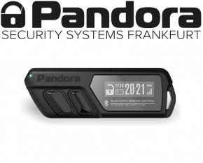 Pandora Camper OLED Fernbedienung Bluetooth D-035