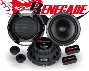 Renegade RX-Serie 2-Wege-System RX-6.2C