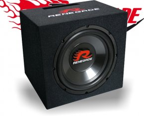 Renegade Subwoofer Box RXV1200