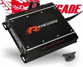 Renegade Auto Verstärker S-Serie Endstufe REN1000S Mk3 1x 850W