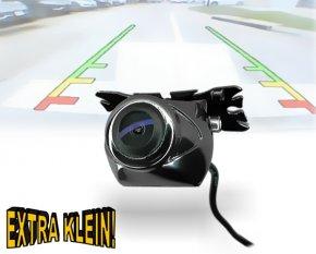 170° Mini Rückfahrkamera Bef.winkel Spiegelfunktion Park-Distanzlinien