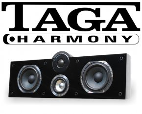 Taga Center Lautsprecher Platinum C-40PR SE schwarz