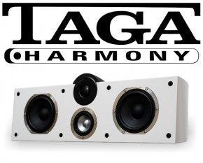 Taga Center Lautsprecher Platinum C-40PR SE weiß