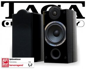 Taga Lautsprecher Regallautsprecher Platinum B-40 SE schwarz 2 Stück