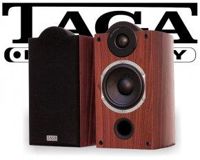 Taga Surround Lautsprecher Regallautsprecher Platinum S-40 SE rosewood 2 Stück