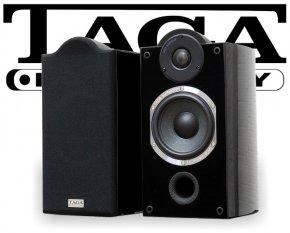 Taga Surround Lautsprecher Regallautsprecher Platinum S-40 SE schwarz 2 Stück