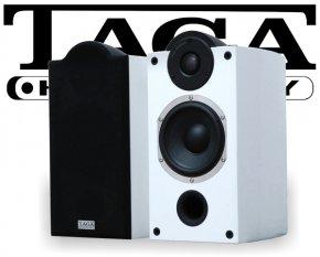 Taga Surround Lautsprecher Regallautsprecher Platinum S-40 SE weiß 2 Stück