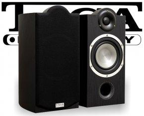 Taga Lautsprecher Regallautsprecher Platinum v.3 B-40 schwarz