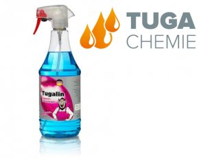Tuga Chemie Hochleistungs Glasreiniger Tugalin nano 1 Liter
