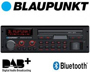 Blaupunkt Retro Youngtimer Autoradio Bremen SQR 46 DAB mit USB Bluetooth DAB+