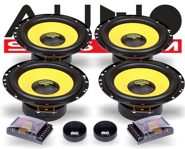 audio system 2 wege auto lautsprecher system r 165 4. Black Bedroom Furniture Sets. Home Design Ideas
