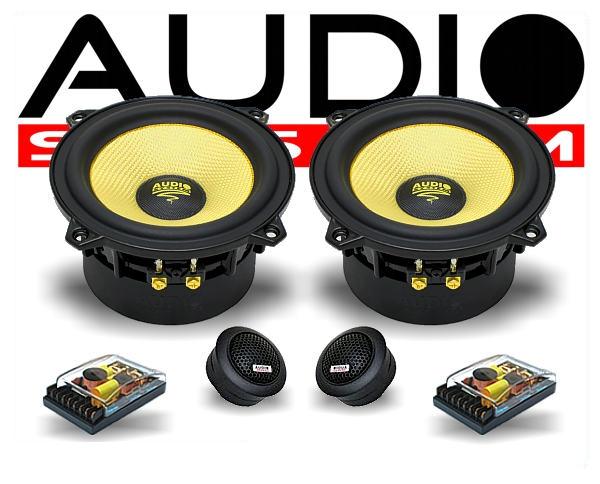 audio system 2 wege auto lautsprecher system x 130. Black Bedroom Furniture Sets. Home Design Ideas