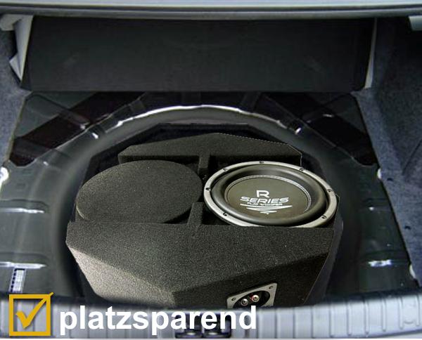 audio system reserveradmulde subwoofer r10flat. Black Bedroom Furniture Sets. Home Design Ideas