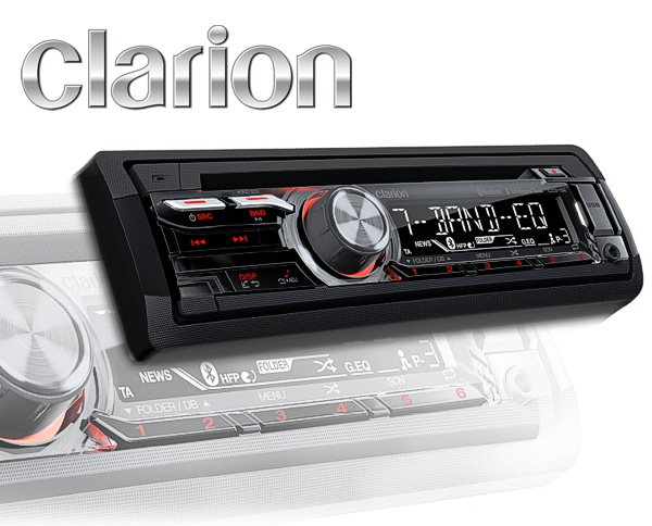 clarion autoradio cz315e bluetooth freisprecheinric. Black Bedroom Furniture Sets. Home Design Ideas