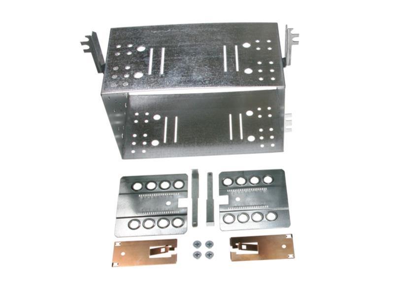 radioblende autoradio einbau 2 din hyundai tucson. Black Bedroom Furniture Sets. Home Design Ideas