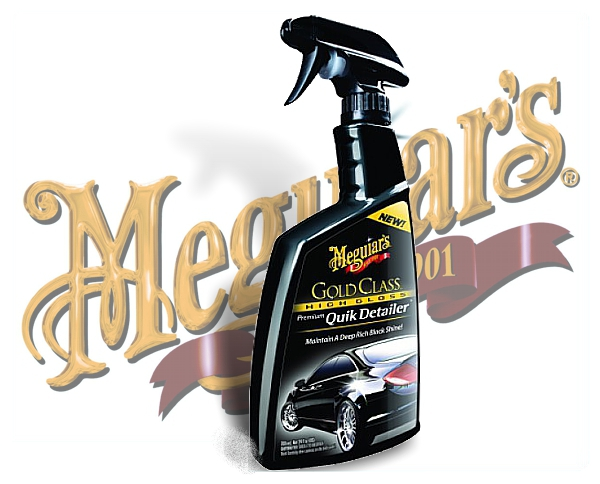meguiars gold class quik detailer g 7616. Black Bedroom Furniture Sets. Home Design Ideas