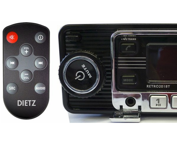retro autoradio usb bluetooth cd oldtimer schwarz. Black Bedroom Furniture Sets. Home Design Ideas