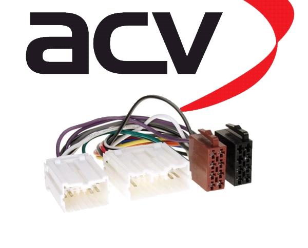 ACV 1353-02 Radioanschlusskabel f/ür Volvo