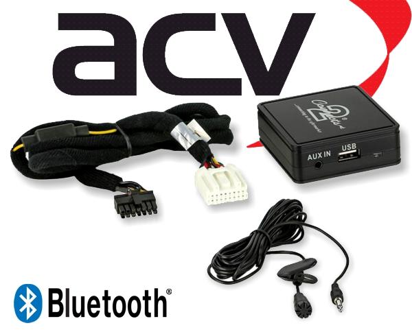 bluetooth empf nger nachr sten adapter mazda 58 001. Black Bedroom Furniture Sets. Home Design Ideas