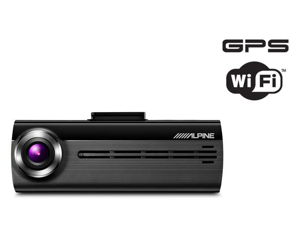 alpine dashcam auto kamera berwachung dvr f200. Black Bedroom Furniture Sets. Home Design Ideas