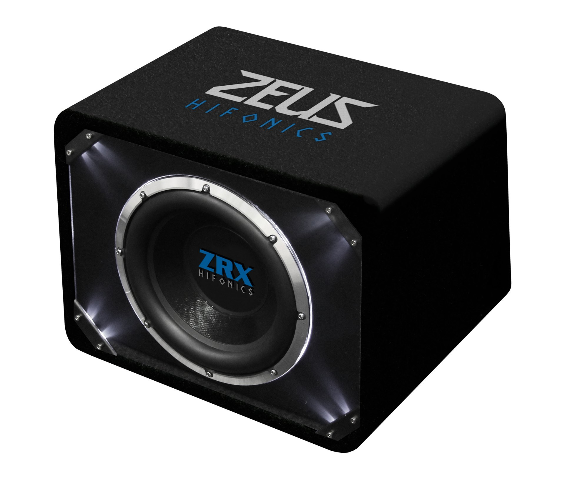 hifonics auto subwoofer bassbox zrx 12 30cm 1500w. Black Bedroom Furniture Sets. Home Design Ideas