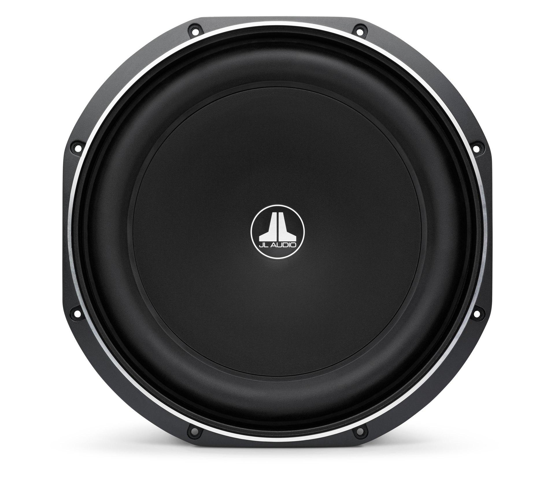 jl audio auto subwoofer flach 300w 2ohm 12tw1 2