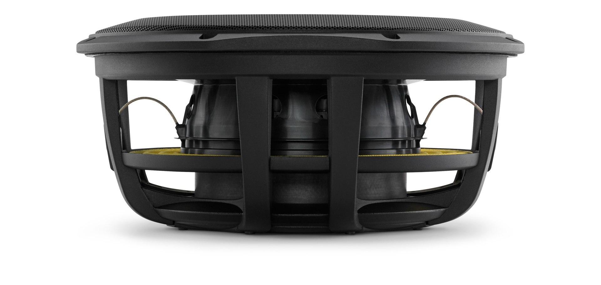 jl audio auto subwoofer flach 300w 4ohm 12tw1 4. Black Bedroom Furniture Sets. Home Design Ideas