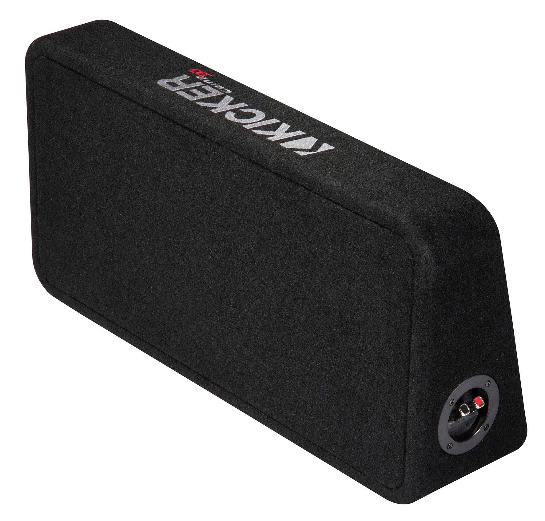 kicker subwoofer tcomp rt102 kleine bassbox 800w 2ohm. Black Bedroom Furniture Sets. Home Design Ideas