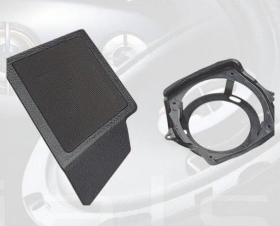 Lautsprecher Adapterringe für Volvo - 27135201