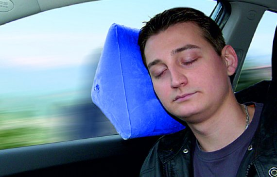 Auto Kopfkissen für Seitenscheibe