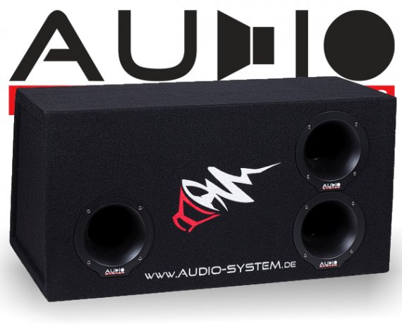 Audio System Subwooferbox R 12 BP
