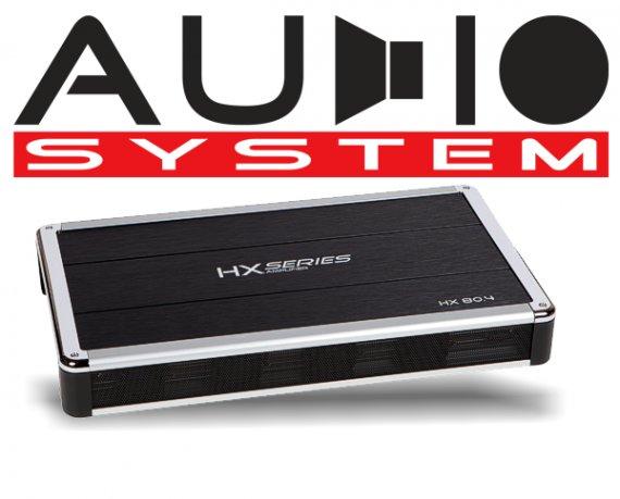 Audio System Car Audio Endstufe HX 85.4