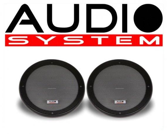 Audio System Lautsprechergrill 100mm, 2 Stück
