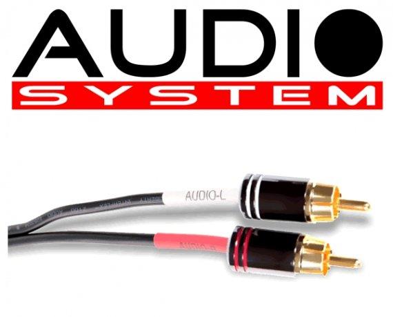 Audio System Hochpegel-Adapter f. Hi-Signal-Eingang