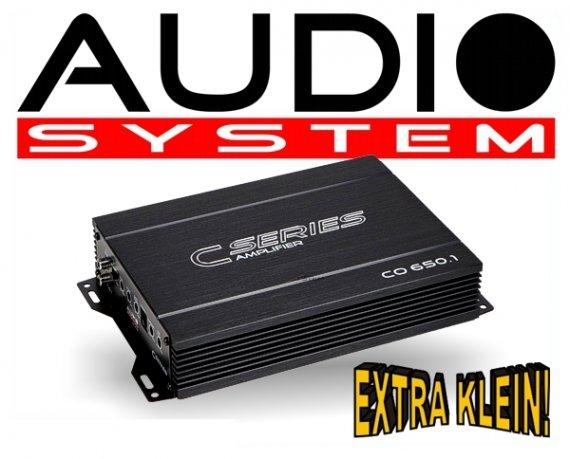 Audio System Car Audio Endstufe CO 650.1