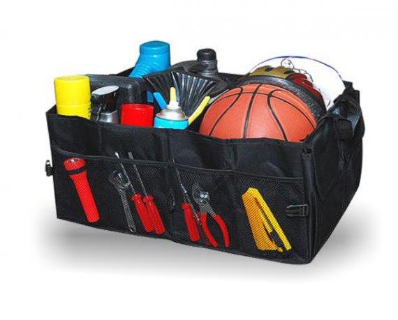 Auto Organizer Kofferraum Tasche für Ordnung im Auto ORT-501