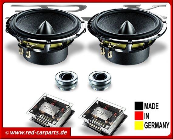 Brax 2-Wege Auto Lautsprecher-System M6.2PP