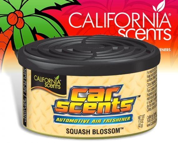 California Scents CarScents air fresh Lufterfrischer - Orange Blossom