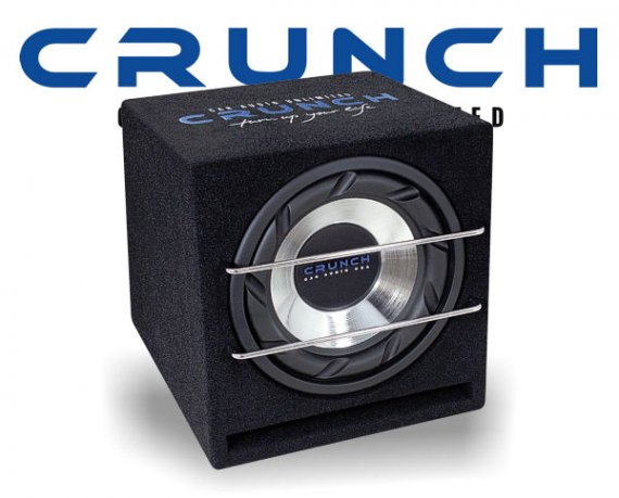 Crunch CRB Single Bassreflex CRB-250