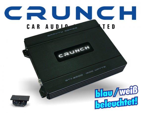Crunch GTX Endstufe GTX-2600