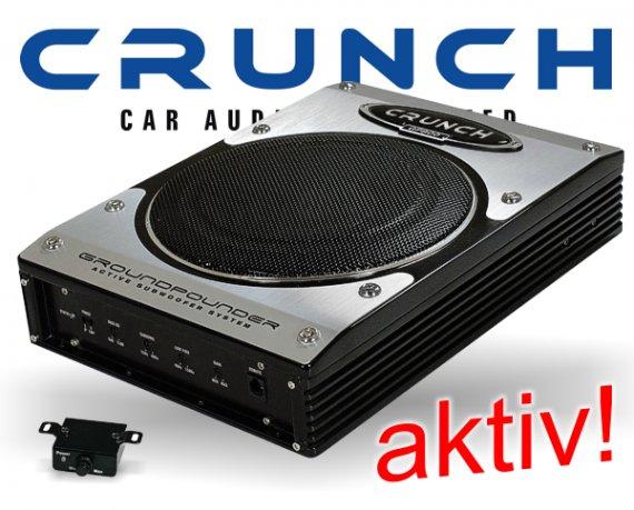 Crunch Activ Subwoofer GP800
