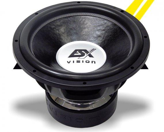 ESX Subwoofer Bass Vision VE-1522