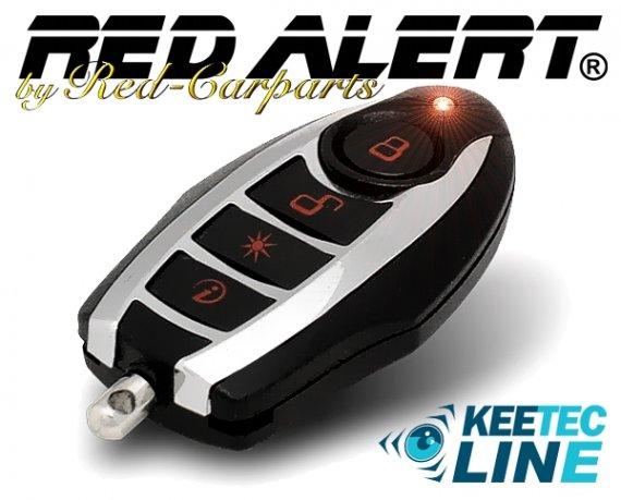 Red-Alert Handsender Fernbedienung Keetec-Line CZ100 Solid Edition
