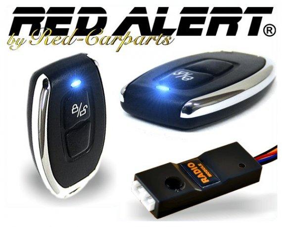 Red-Alert Tytan FB Fernbedienungs-Erweiterungs-Set für RC5000 Alarmanlage