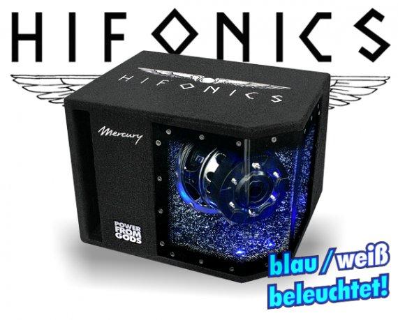Hifonics Mercury Subwoofer Bandpass MR8BP